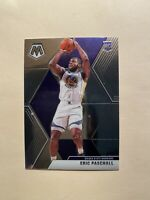 2019-20 Panini Mosaic Eric Paschall Rookie Card #250 - MINT! WOW!! MUST SEE!!!