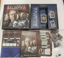 Battlestar Galactica The Board Game Complete Fantasy Flight Games Syfy BSG01
