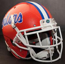 "FLORIDA GATORS ***MINI*** Football Helmet Nameplate ""GATOR HEAD"" Decal/Sticker"