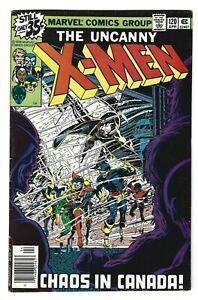 X-Men #120 ( Apr 1979, Marvel ) FN Alpha Fight App.