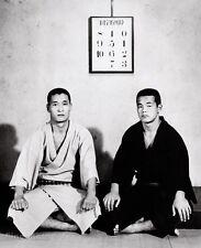 1960's Vintage JAPAN MARTIAL ARTS Dojo Karate Judo Asian Photo Art TAMOTSU YATO