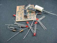 """""""Old School"""" Kit-SCANNER/HW202 (16 quality parts) IC 74141,7400,7490 & (2)2N4140"""