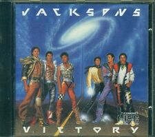 CD 80 MUSIC-JACKSONS 5 FIVE MICHAEL JACKSON/VICTORY thriller,lp,disco,captain eo