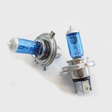 Nissan MICRA K12 H4 XENON Look ABBLENDLICHT Leuchte Vision Blue Birnen Lampen03-