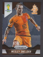 Adrenalyn XL-wesley sneijder-Países Bajos-Road to 2014 FIFA World Cup