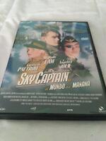 Sky Captain y El Mundo Del Mañana Pelicula Dvd