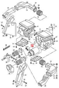 Genuine AUDI R8 423 429 4S3 4S9 4SP 4SR Filter Element 420133844E