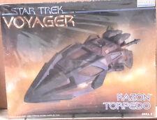 Vintage STAR TREK Voyager Kazon Torpedo Model Kit-REVELLE-FREE S&H(STMO-3608)