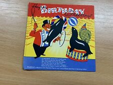 VINTAGE CIRCUS PUZZLE BIRTHDAY CARD (UNUSED)