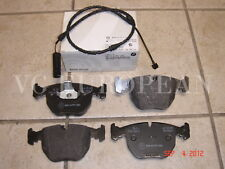 BMW E53 X5 Genuine Front Brake Pads,Pad Set with SENSOR 3.0i 4.4i NEW 2000-2006
