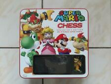 Super Mario chess jeu d'échecs Nintendo 2009