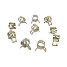 8mm Fastener Spring Band Type Fuel Hose Pipe Clamp Low Pressure Air Clip Clamp