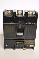 General Electric TJK636F000 Circuit Breaker 350 Amp Trip 350A 600A 3P 600V TJK