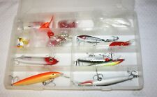 Estate Find Box of Unused Salt Water Fishing Lures