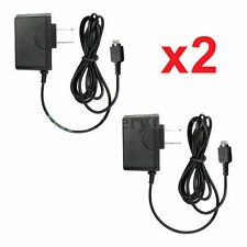 Lot of 2 Wall Home Chargers for LG Chocolate C711 C721 NEON GT365 VX9900 G'zOne