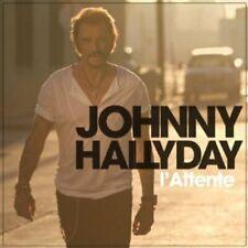 "CD ""L'attente"" Johhny Hallyday   NEUF SOUS BLISTER"