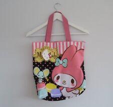 My Melody Sanrio Japanese Tote Bag Macaroons Kawaii