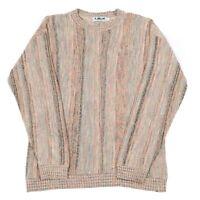 Vintage LaVane Cosby Jumper   Sweater Knit 90s Hip Hop Patterned Pullover Top