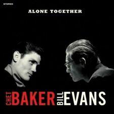 Chet Baker Bill Evans Alone Together Limited 180gm Red Vinyl LP New/