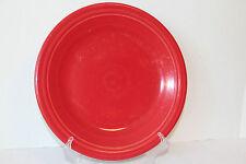 "Fiesta Fiestaware - 0466 Std Dinner Plate 10 1/2"" dia  - Scarlett Red"