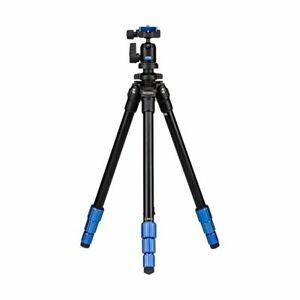 Benro TSL08AN00 Slim Aluminum-Alloy Travel Tripod with Ball Head (UK Stock) BNIB