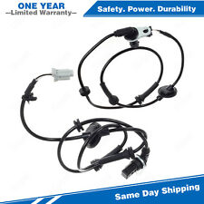 2x For 2004-2008 Nissan Maxima 3.5L Front Left & Right ABS Wheel Speed Sensor