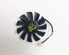 55mm 2 Pin Fan for XFX Nvidia XFX 8500 9500 GT220 GT240 Video Card T126010SL