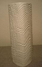 Rosenthal Vase Martin Freyer Porzellan groß German bone china modern op pop art