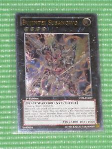 YuGiOh Card - Bujintei Susanowo JOTL-EN057 1st Ed. Ultimate Rare (NM)
