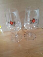 SET of TWO (2)  TAYLOR FLADGATE PORT  GLASSES