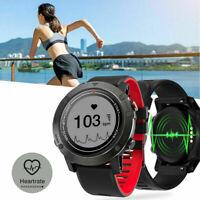 GPS Running Watch Smart Watch Fitness Tracker Walking Heart Rate Monitor Watch