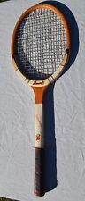 Vintage Bancroft International Play B Reinforced Fiber Wood Tennis Racquet Guc