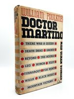 Doctor Martino & Other Stories - FIRST EDITION - 1st Print William FAULKNER 1934