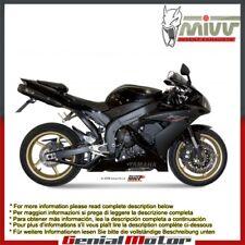 Scarichi Omologati MIVV Suono Nero Sotto sella Yamaha Yzf 1000 R1 2004 > 2006
