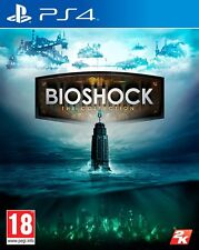 BIOSHOCK THE COLLECTION PS4 NUEVO PRECINTADO EN CASTELLANO ESPAÑOL