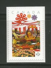 PICTURE POSTAGE  P  Flowers frame   # 2592a  PERSONALIZED     MNH  #1