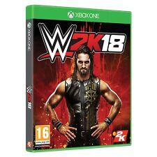 WWE 2K18 Xbox One Game