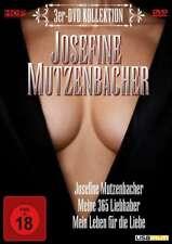 Josefine Mutzenbacher Kollektion [3 DVD's/FSK 18/NEU/OVP] 3 Erotik Klassiker
