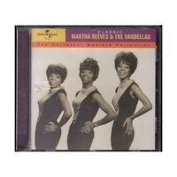 Martha Reeves & The Vandellas CD Classic The Universal Masters Motown Sigillato