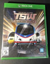 Train Sim World [ TSW ] (XBOX ONE) NEW