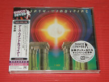 2018 Disco Fever 40 EARTH, WIND & FIRE I Am with Bonus Track  JAPAN CD