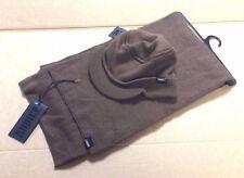 Nouveau ADDICT Clothing Co Method base Tricot écharpe bonnet marron homme Monsieur JAGO