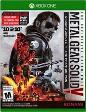 Metal Gear Solid V: edición Definitiva (Xbox One) Nuevo