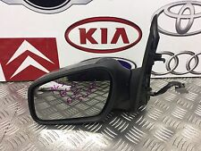 FORD FOCUS ESTATE MK2 1.8 TDCI 2007 N/S ELECTRIC WING MIRROR SILVER