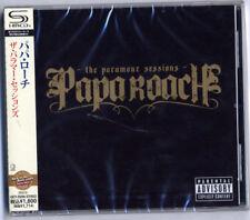PAPA ROACH-THE PARAMOUR SESSIONS-JAPAN SHM-CD D50