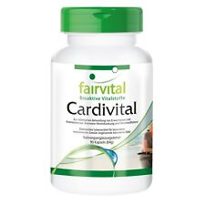 Fairvital Cardivital - Herzvitamine 90 Kapseln