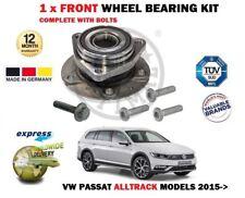 Für VW Passat Alltrack Modelle 4motion 2015- > 1x VA Radlagersatz Komplett