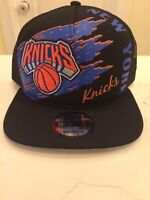 NY Knicks New Era 9fifty Snapback NBA Trucker One Size Fits All Adjustable