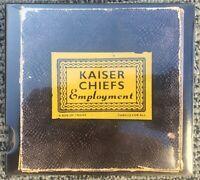 Kaiser Chiefs CD Employment Digipack Nuevo Precintado