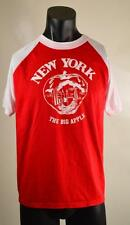 VINTAGE NEW YORK THE BIG APPLE T-SHIRT! EXTRA LARGE! XL-46! TRUE VINTAGE! LOOK